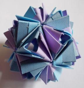 Cardstock Origami