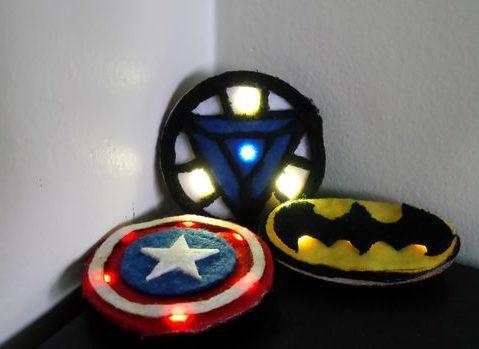 Superhero Wearables