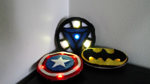 Superhero Wearables