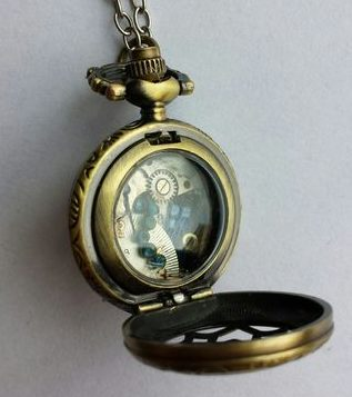 Tardis Pocket Watch